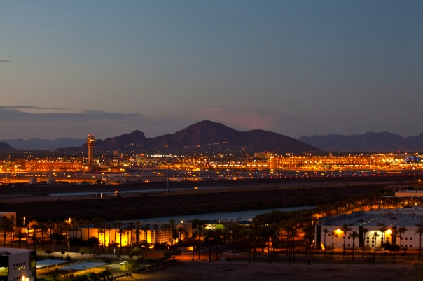Phoenix, Arizona--Host of the 2012 AAAE Annual Conference