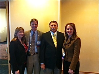 John Mica With Daytona International Airport Team